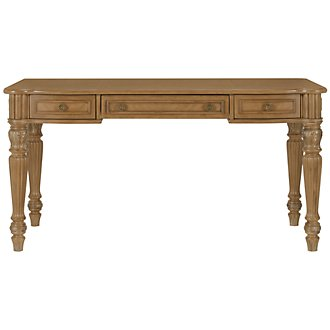 Tradewinds Light Tone Writing Desk