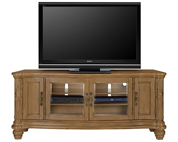 "Tradewinds Light Tone 70"" TV Stand"