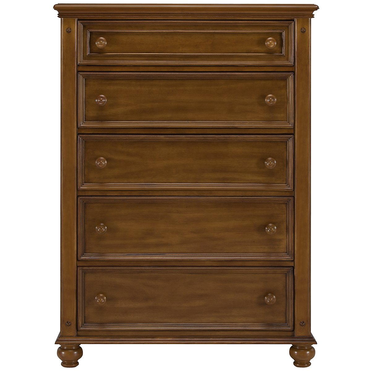 Claire Mid Tone Drawer Chest