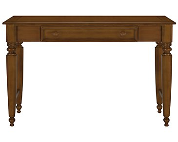 Claire Mid Tone Writing Desk