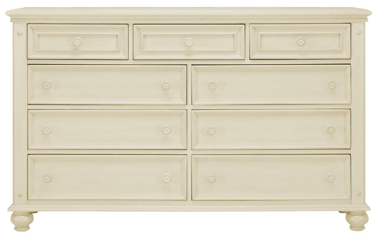 City Furniture Claire White Dresser