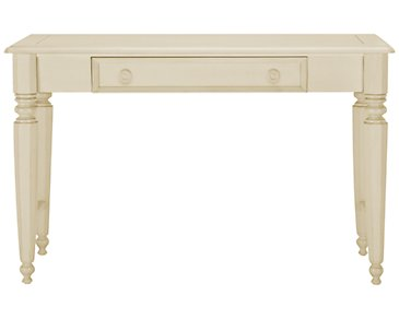Claire White Writing Desk