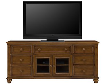 "Claire Mid Tone 72"" TV Stand"
