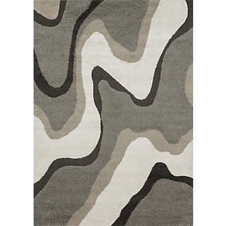 Encore Multi 5X8 Area Rug
