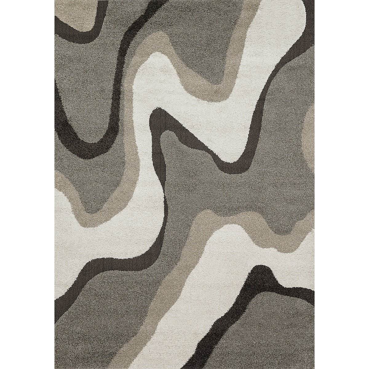 Encore Multicolored 8X11 Area Rug