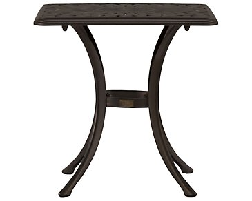Primera Dark Tone End Table