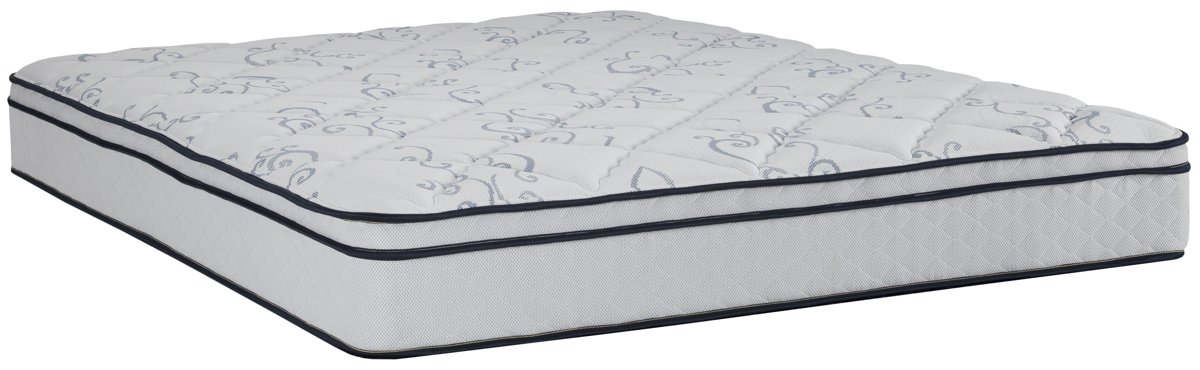 City Furniture Prescott Plush Innerspring Euro Top Mattress