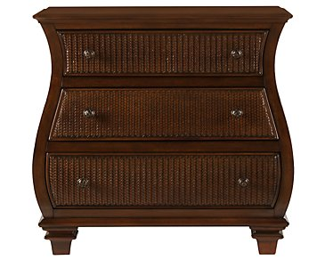Antigua Mid Tone Accent Chest