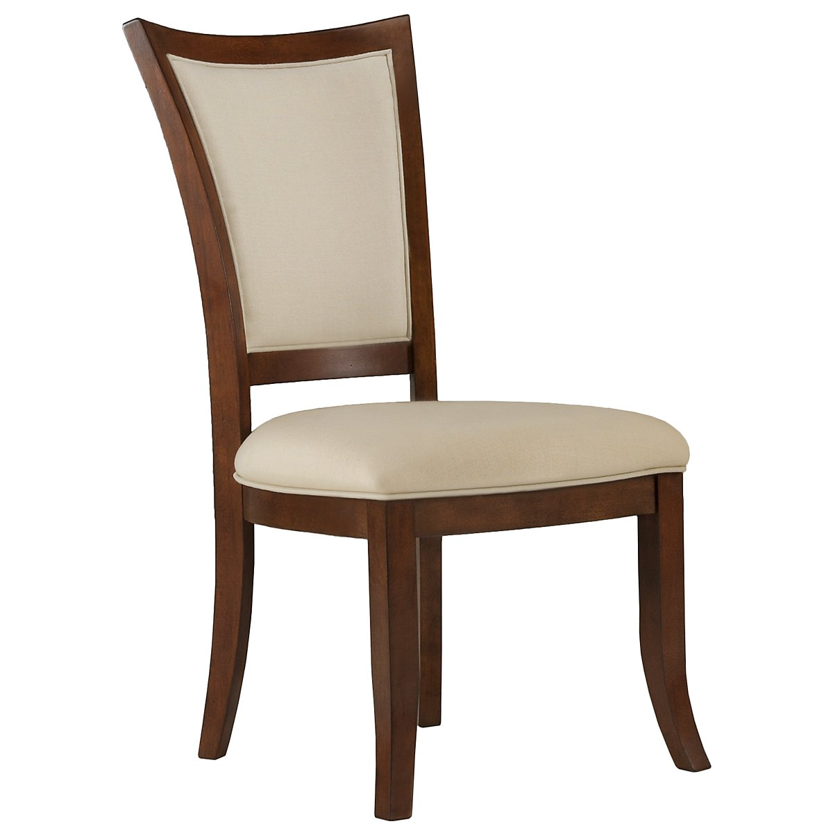 Antigua Mid Tone Upholstered Side Chair