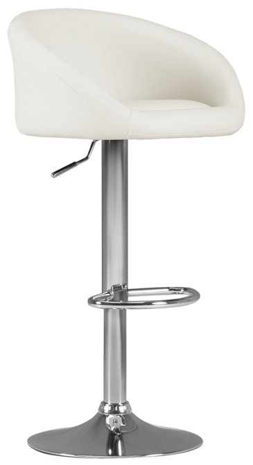 City Furniture Colton White Adjustable Stool
