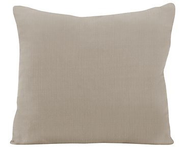 Lorna Gray Fabric Square Accent Pillow