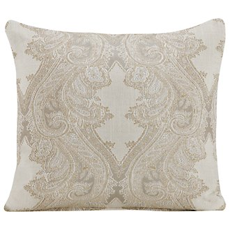 Lorna Multi Fabric Square Accent Pillow