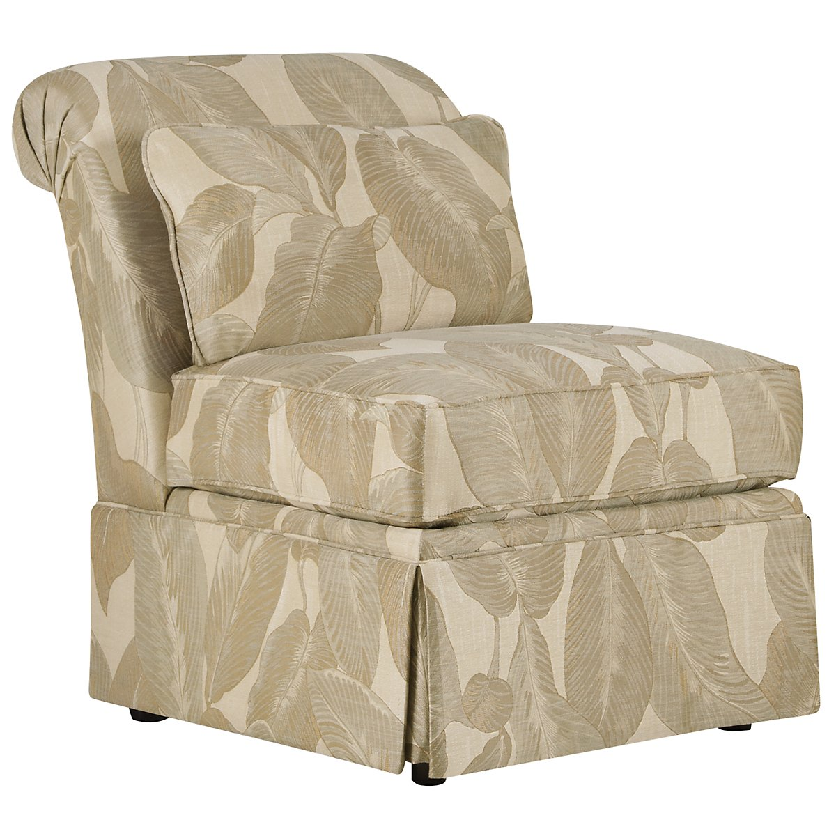 Erin Multi Fabric Accent Chair