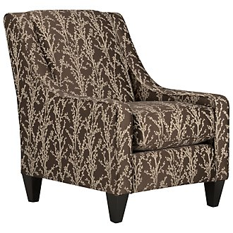 Meadow Multi Fabric Accent Chair