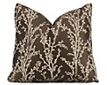 Meadow Multi Fabric Square Accent Pillow