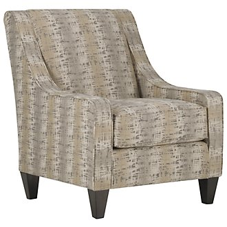 Ellis Multi Fabric Accent Chair
