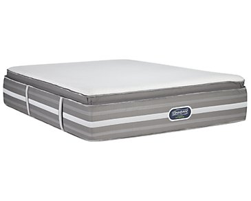 Beautyrest Ryleigh Ultimate Luxury Plush Hybrid Mattress