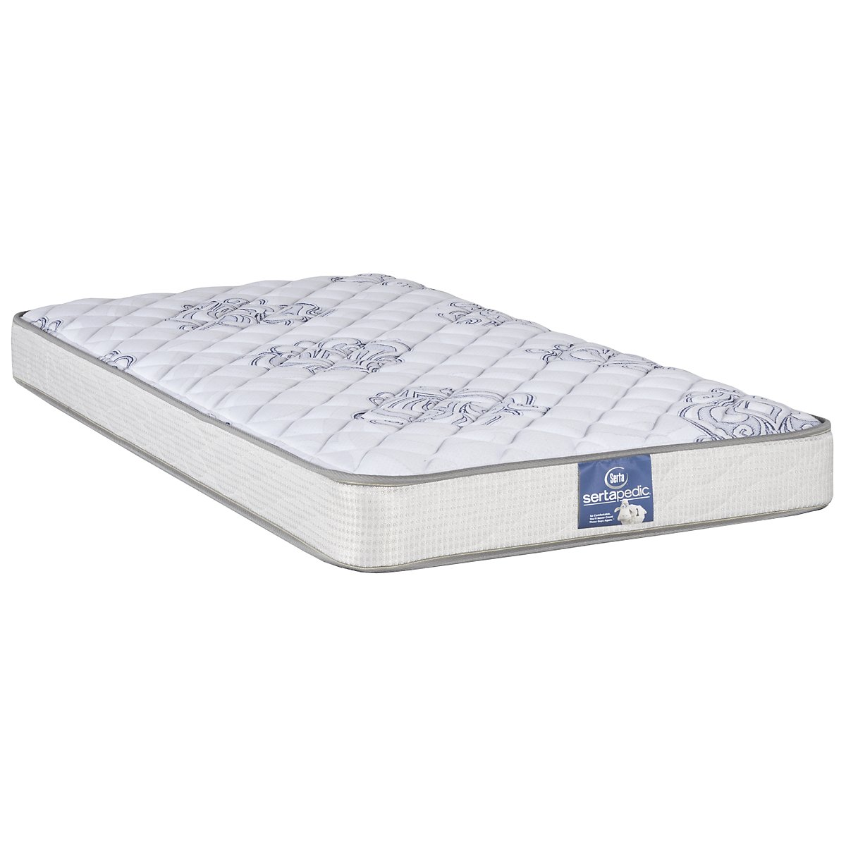 Serta Sertapedic Glenlawn Plush Innerspring Mattress