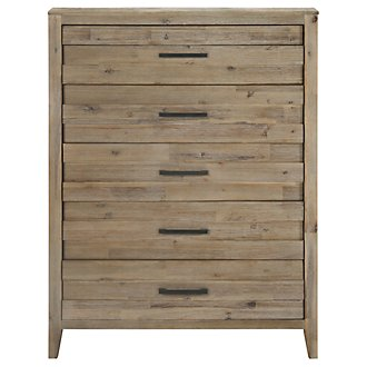 Casablanca Light Tone Drawer Chest