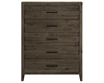 Casablanca Dark Tone Drawer Chest