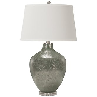 Tybee Blue Table Lamp