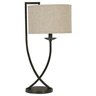 Hadley Bronze Table Lamp