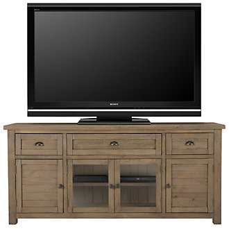 "Jaden Light Tone 70"" TV Stand"