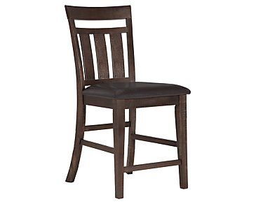 "Kona Grove Dark Tone 24"" Wood Barstool"