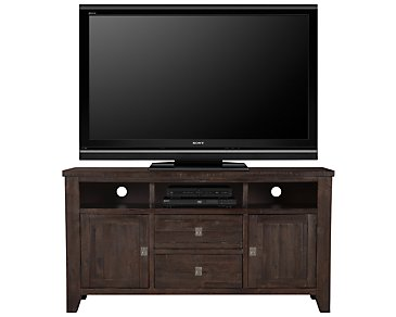 "Kona Grove Dark Tone 60"" TV Stand"