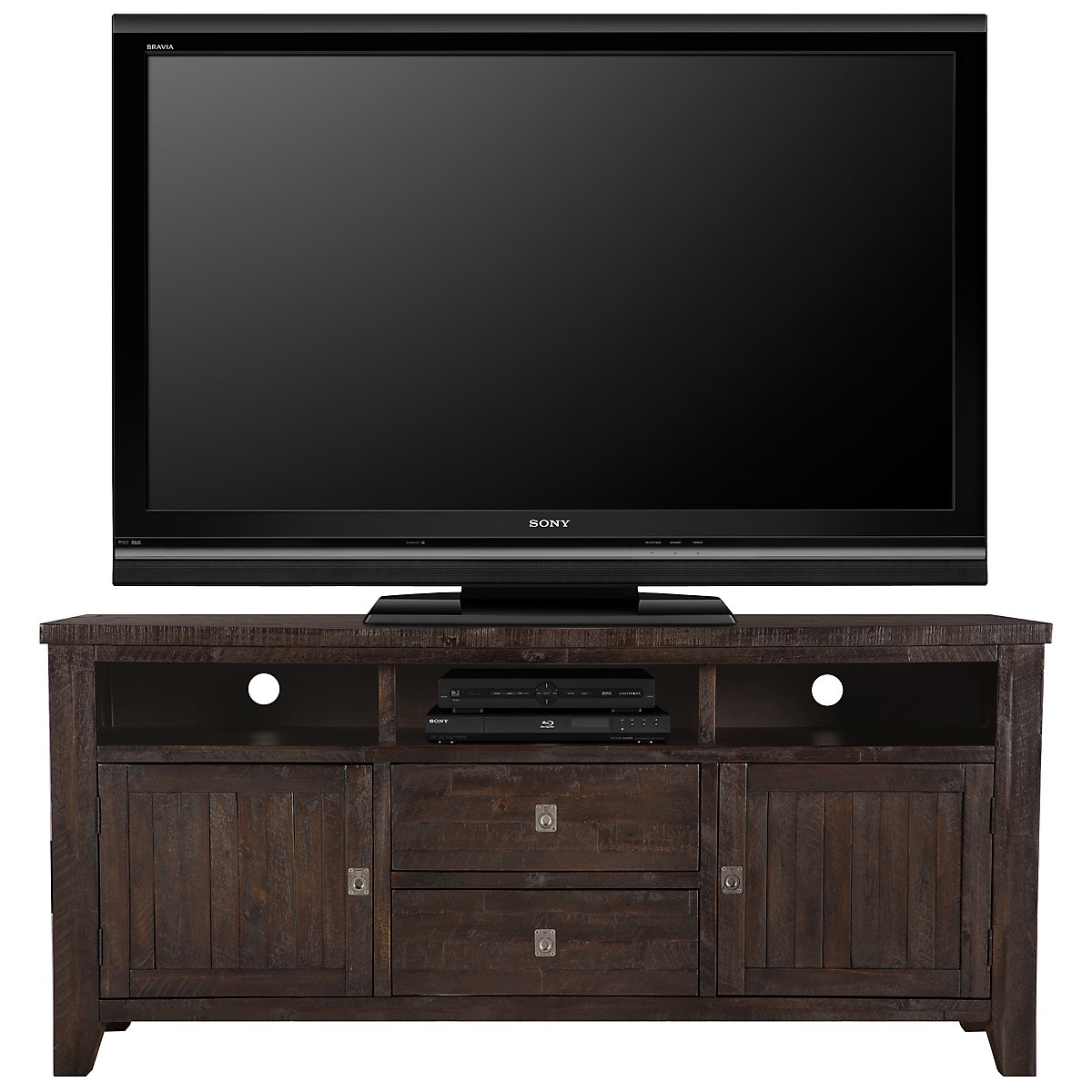 "Kona Grove Dark Tone 70"" TV Stand"