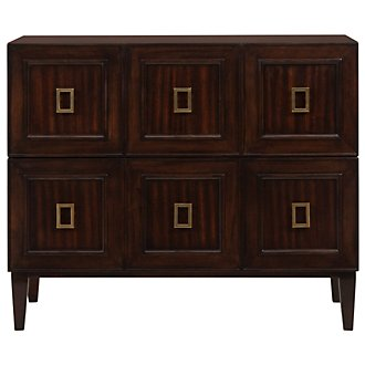 Jet Set Dark Tone Nightstand