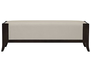 Haven Dark Tone Bench