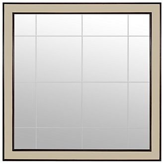 Haven Two-Tone Floor Mirror