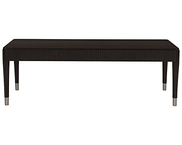 Haven Dark Tone Rectangular Coffee Table