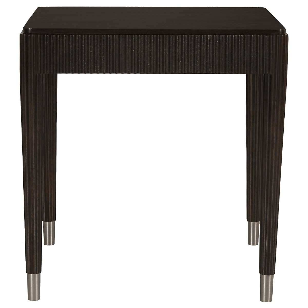 Haven Dark Tone End Table