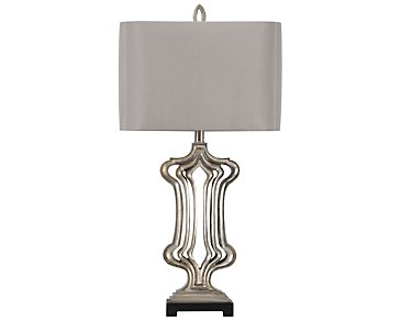 Summit Dark Taupe Table Lamp