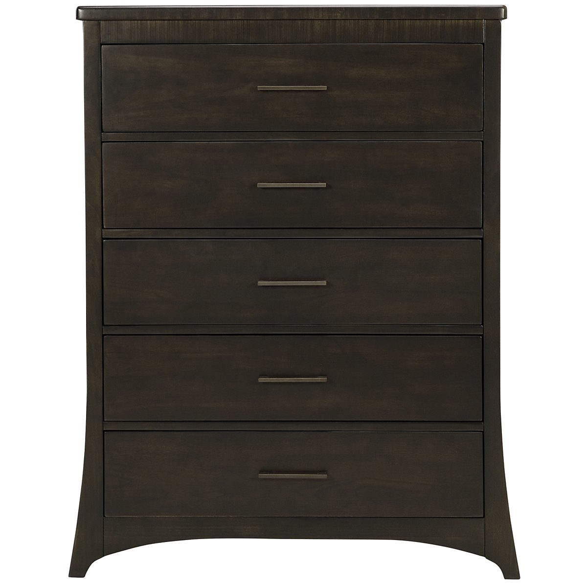 Milan Dark Tone Drawer Chest