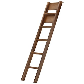 Laguna Dark Tone Bunk Ladder