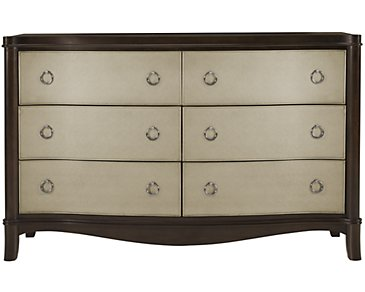 Sunset Dark Tone Dresser
