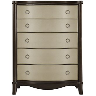 Sunset Dark Tone Drawer Chest