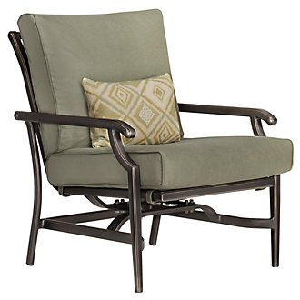 Harbor2 Dark Tone Rocking Chair