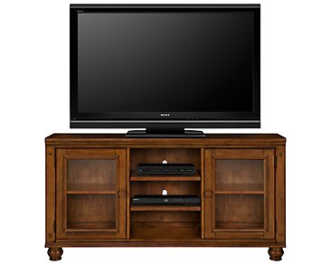 "Claire Mid Tone 60"" TV Stand"