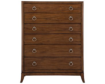 Savoy Mid Tone Drawer Chest