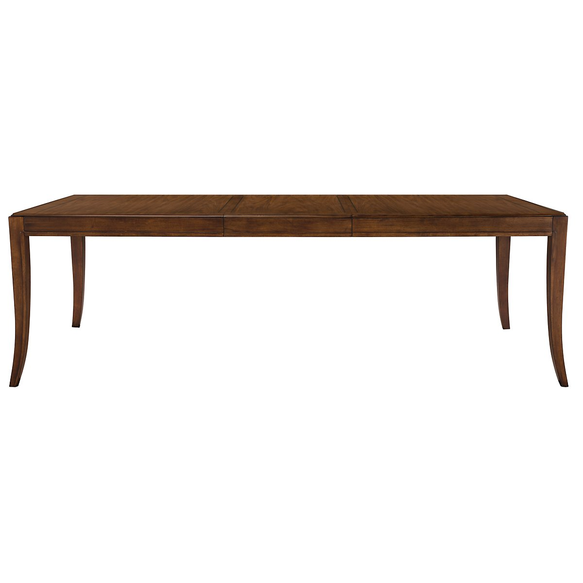 Savoy Mid Tone Rectangular Table