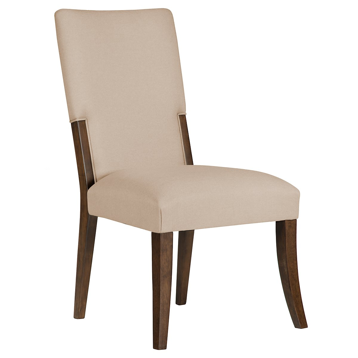 Savoy Mid Tone Upholstered Side Chair