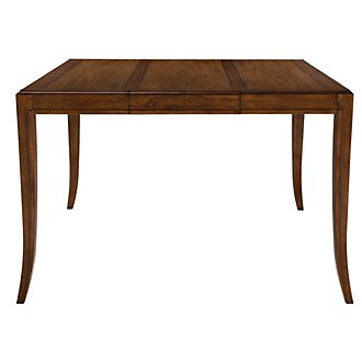 Savoy Mid Tone High Dining Table