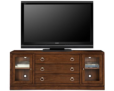 "Savoy Mid Tone 70"" TV Stand"