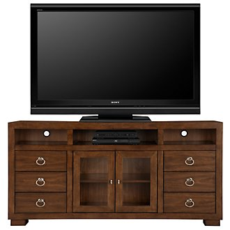 "Savoy Mid Tone 66"" TV Stand"