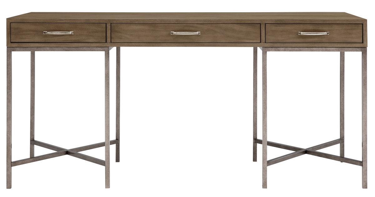 City Furniture Preston Gray Desk