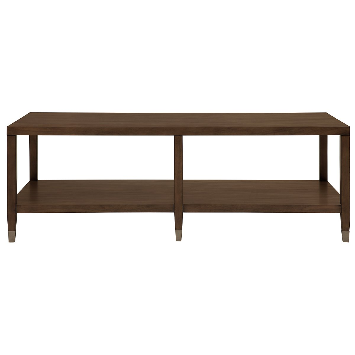 Preston Mid Tone Rectangular Coffee Table